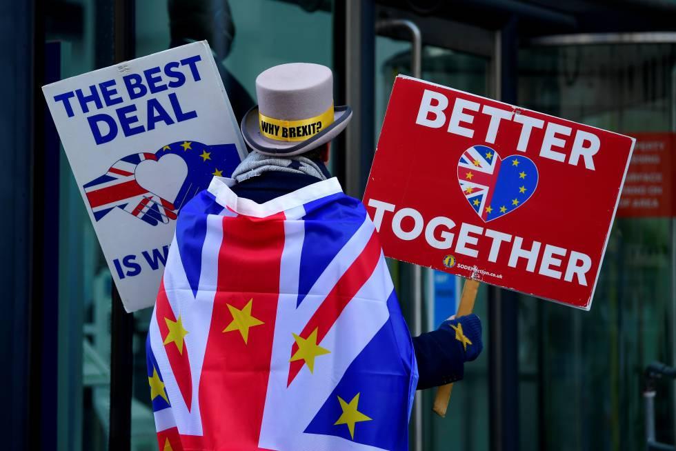 El Brexit duro amenaza con dejar sin licencia a los abogados españoles en  Londres | Legal | Cinco Días