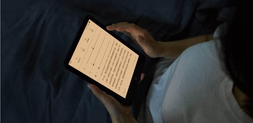 Xiaomi anunciada un nuevo libro electrónico, que tiemblen los Kindle