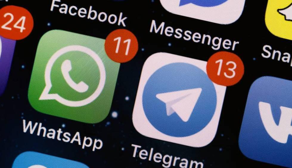 La respuesta de Telegram tras la caída de WhatsApp, Facebook e Instagram