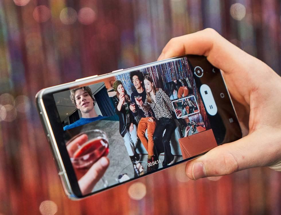Samsung Galaxy S21.