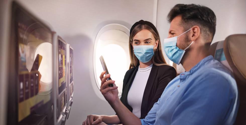 Resultado de imagen para El pasaporte de salud de IATA comenzará en marzo por 20 aerolíneas