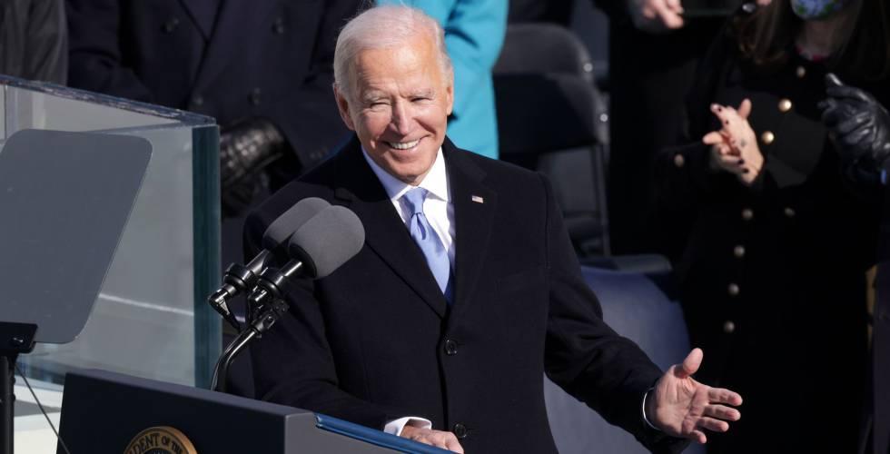 Biden asume el relevo en la Casa Blanca con 1,9 billones para reactivar la economía