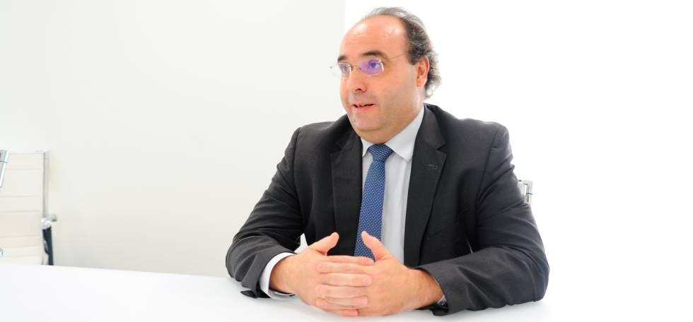 Óscar García, director of the tax department at LABE Abogados.