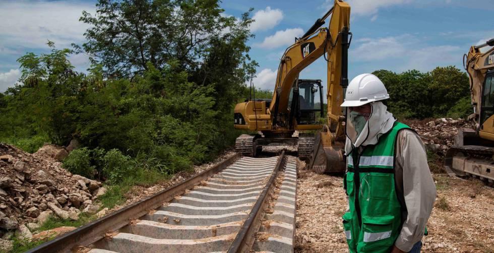 Los juicios de amparo contra el llamado Tren Maya