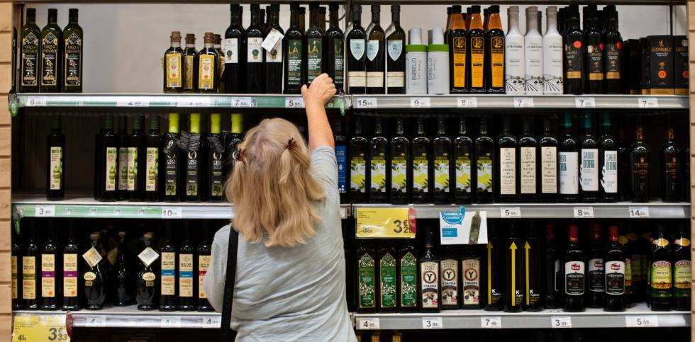 Consumo excluirá al aceite de oliva de llevar el etiquetado frontal Nutriscore