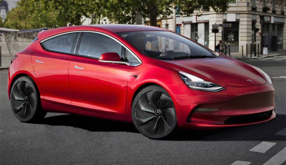 Tesla's Rumoured $25,000 Model 2 For China Could Be Unveiled In Late 2021