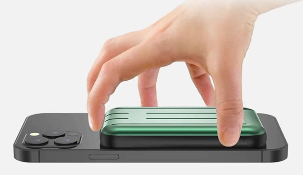 Los iPhone 12 van a contar con carga reversible.