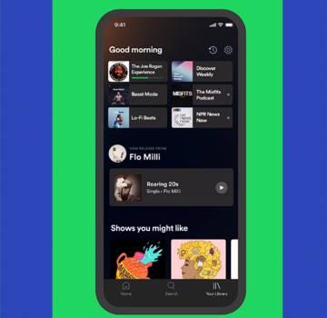Novedades Spotify