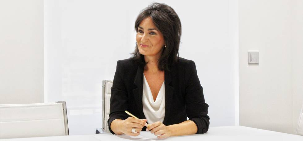 Elvira Cano, lawyer in the labor area of LABE Abogados.