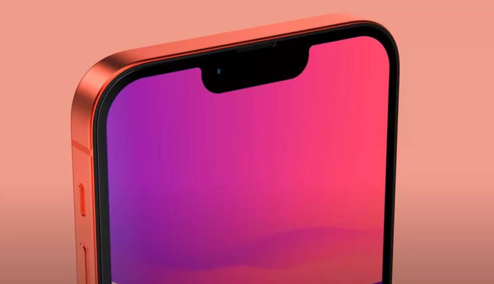 Los iPhone 13 tendrán menos 'notch' pero serán más gruesos que los actuales, ¿sabes por qué?