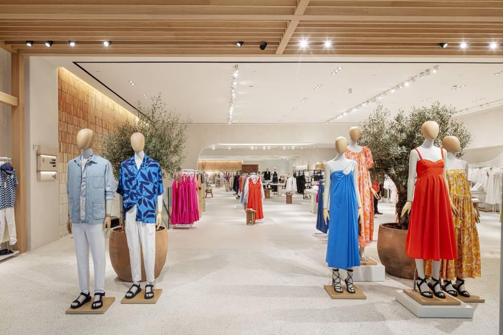 Mango activa un plan de inversión para renovar cerca de 800 tiendas en tres años