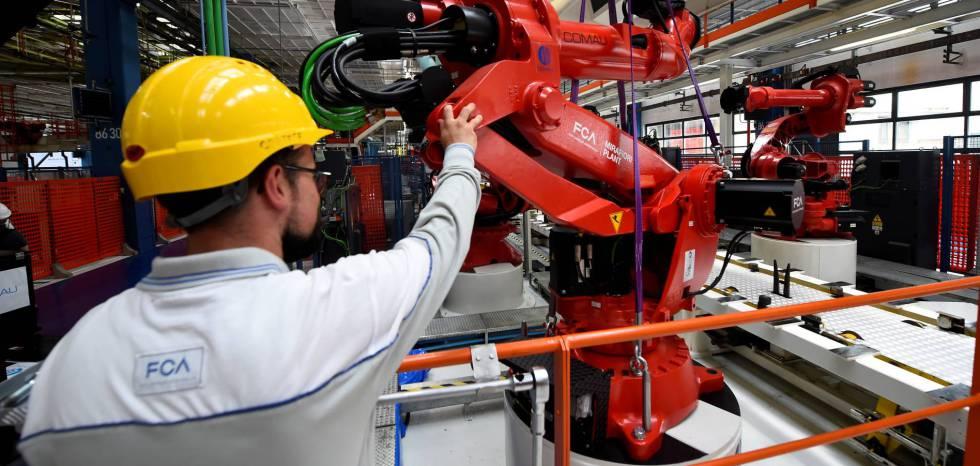 Los precios industriales se disparan un 12,8% en abril, la mayor subida  desde 1984, por la energía | Economía | Cinco Días