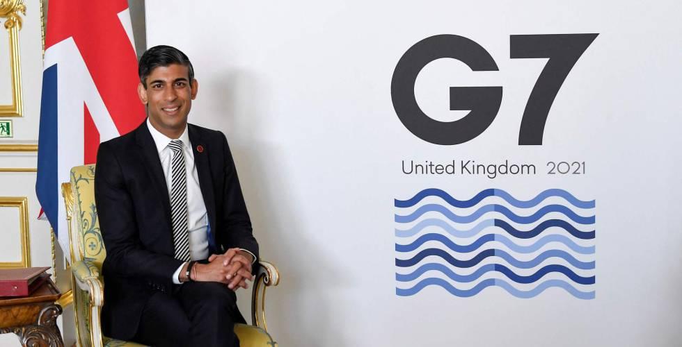 El G7 alcanza un acuerdo histórico para reformar el sistema fiscal global | Economía | Cinco Días