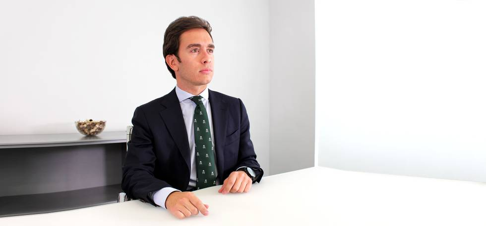 Ignacio Moya, LABE Abogados tax advisor.
