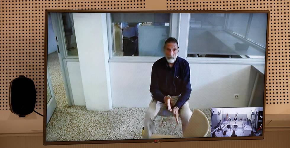 John McAfee en visio dans le cadre de son extradition vers les USA