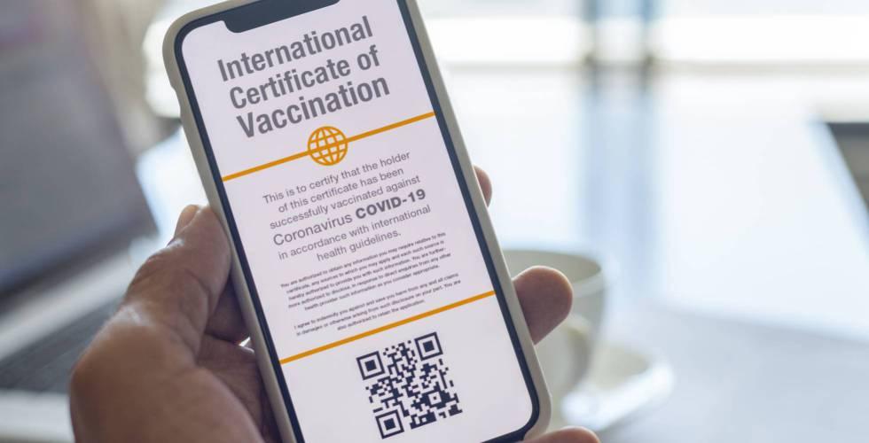 Los pasaportes de vacunación son un remiendo dudoso para viajar   Opinión    Cinco Días