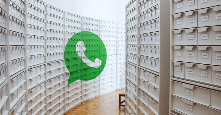 WhatsApp: los chats archivados por fin dejarán de molestarte cuando los ocultes, ¿cómo? | Lifestyle | Cinco Días