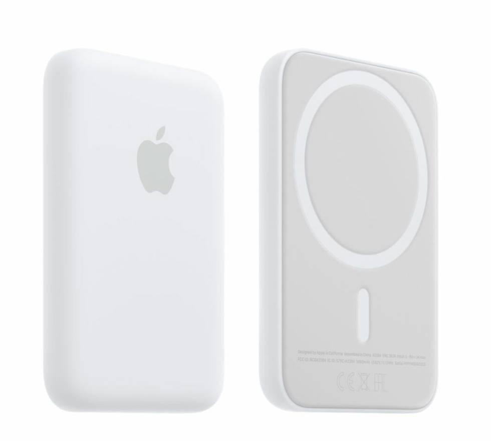 Nueva batería MagSafe de Apple.