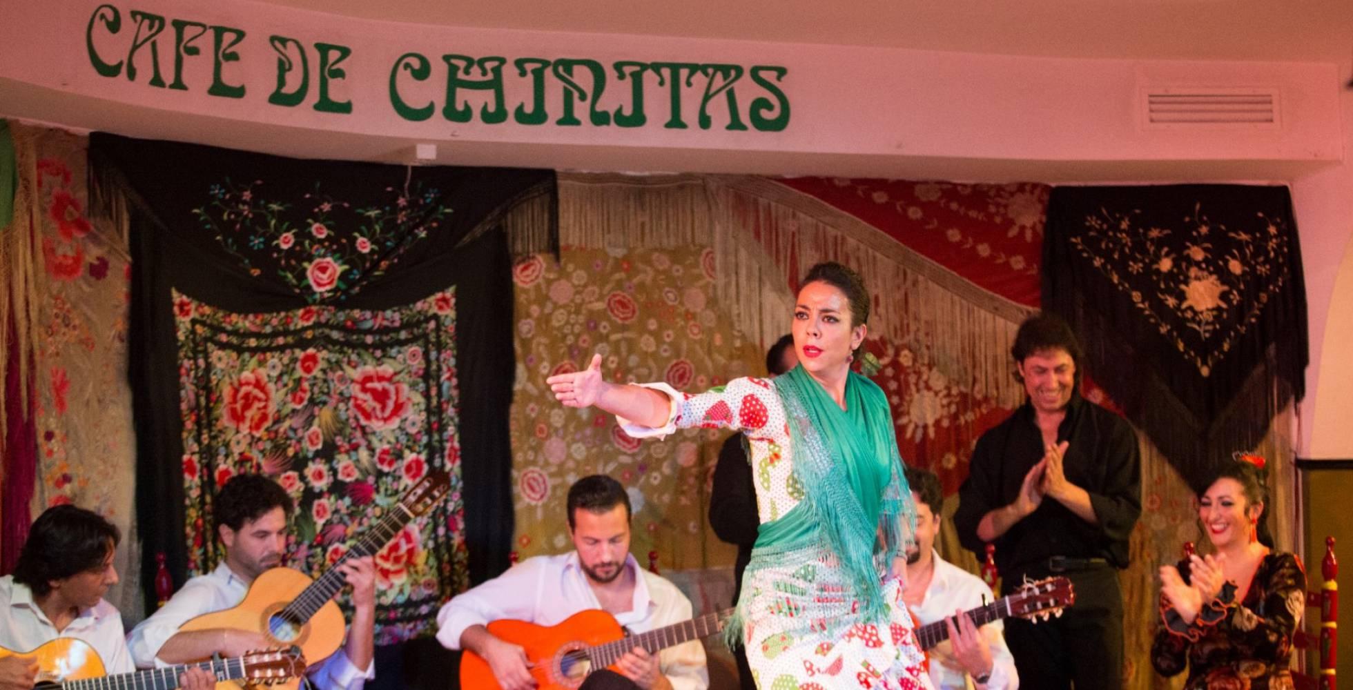 Sale a subasta por 150 euros la marca del Café de Chinitas
